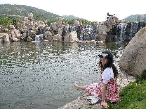 q4d3品苏州——白马涧龙池景区