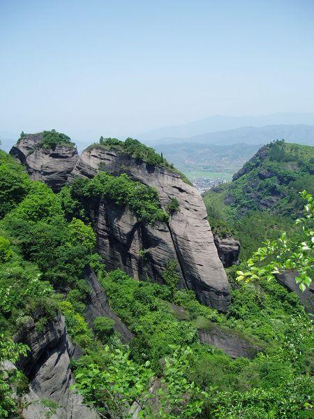 我们一路上看见的风景——垂着鼻子的大象.