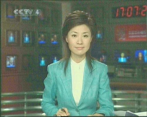 郑 丽   王小丫   cctv海峡两岸的李红   新闻会客厅的主持: