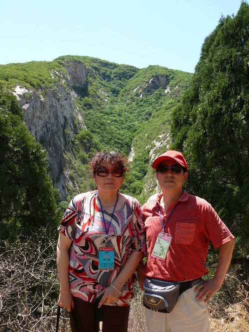清凉谷风景区位于密云县石城乡北石城村.