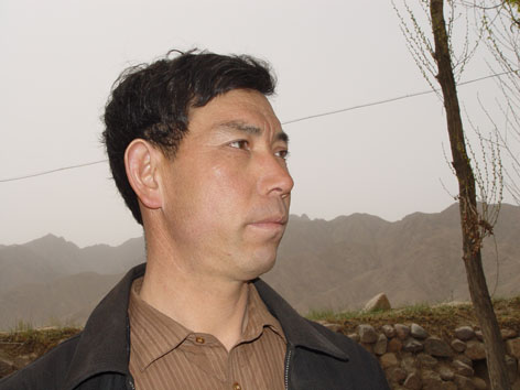 探访消失的军团——蓝眼睛的中国人(一)图片
