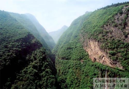 我可爱的家乡——巴东三峡巫峡长系列之七(巴山森林公园)