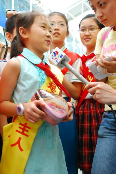迎接56个民族儿童到广州 美味人生 搜狐博客图片