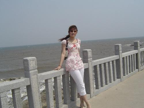 碧海蓝天--葫芦岛一日游