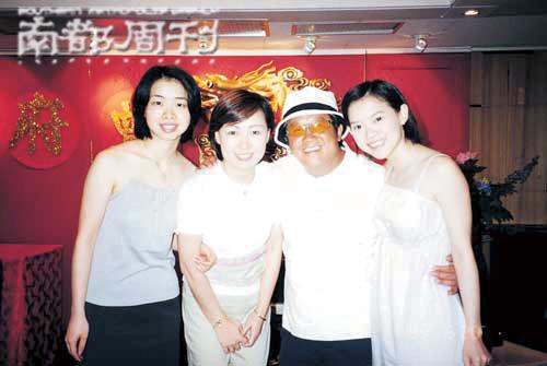 曾志伟外孙女_曾志伟的前妻、两女、两子和黎姿姐弟的身世-夕颜晚香-搜狐博客