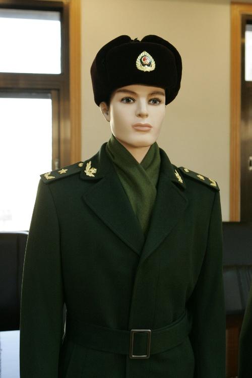 7式军服 2015解放军新式军装 07式迷彩服 海军07式军服
