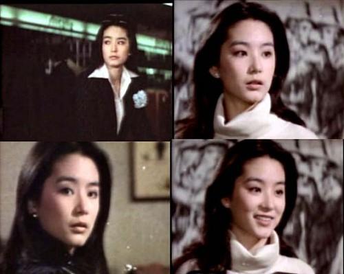 林青霞年轻时竟如此美!(二)