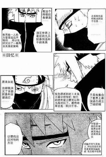 揭开火影忍者谜团的大结局6/?
