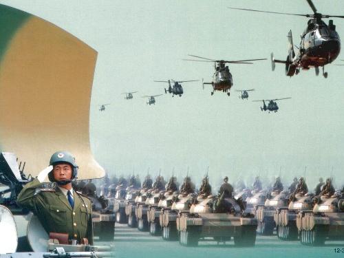 庆祝中国人民解放军建军八十二周年! - 心怡 - 心怡的家园