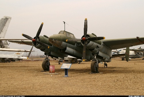 其他二战飞机