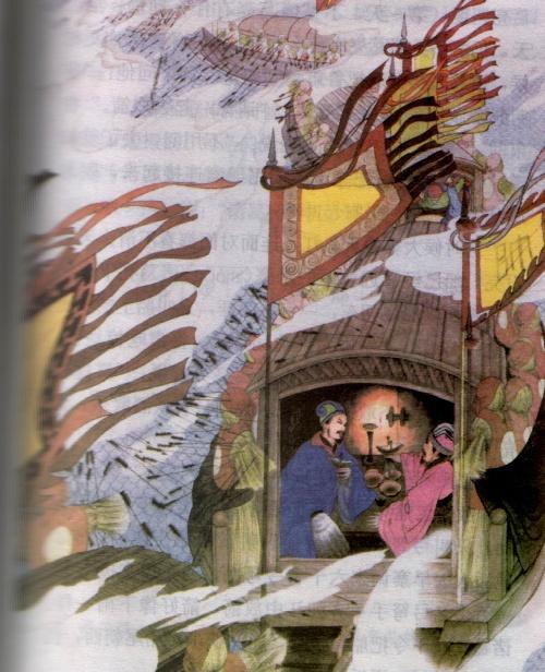 《草船借箭》的改写作文 《草船借箭》的改写作文1750图片