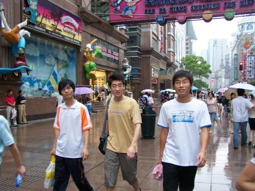 上海同学聚会(一)游玩篇